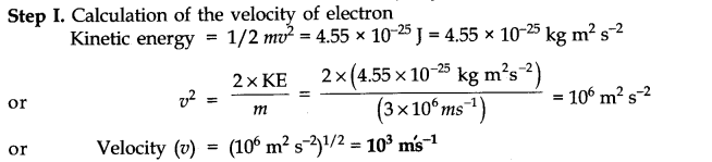 NCERT Solutions for Class 11 Chemistry Chapter 2 Structure of Atom -8