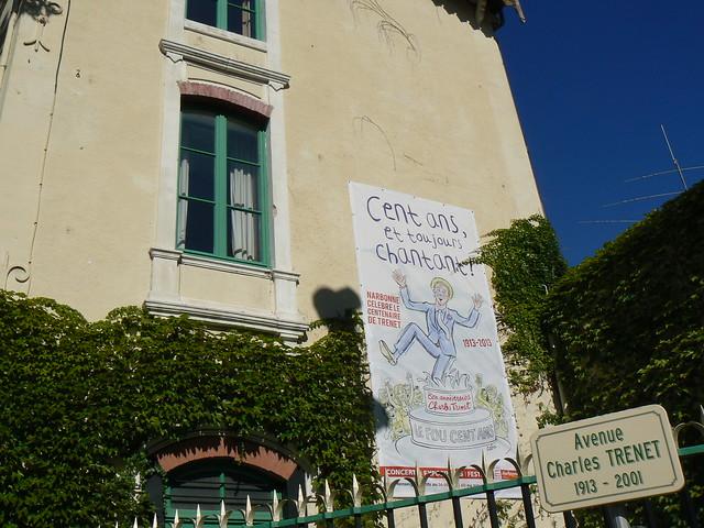 narbonne=maison de C.Trénet | Flickr - Photo Sharing! - Maison De Charles Trenet