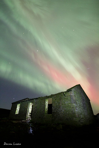 Waterbrough aurora