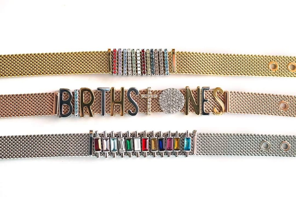 ... Birthstone keys : Jill Ulrich Ind. Designer-Keep Collective : Flickr