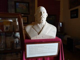 Busto del Archiduque Luis Salvador de Austria