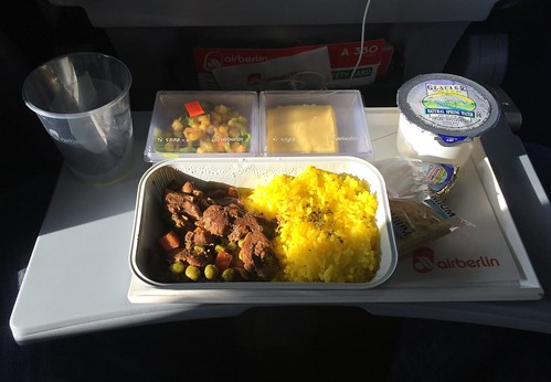 Beef chop | Air Berlin