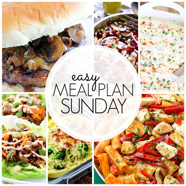 Week 51. 6 dinner ideas, one-weekend breakfast plus 2 desserts every single week equals one heck of a delicious menu!