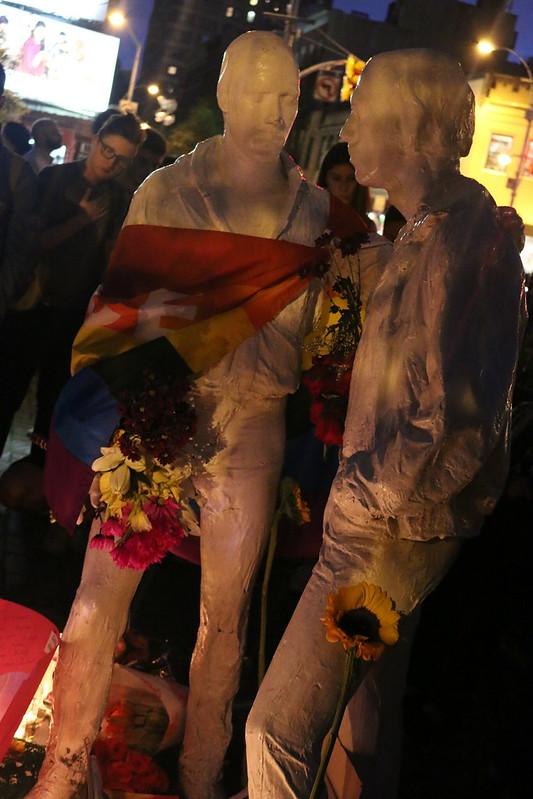 The Stonewall Inn Vigil