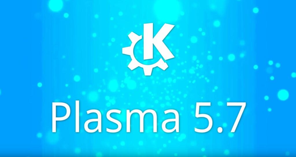 KDE 5.7 lançado oficialmente!