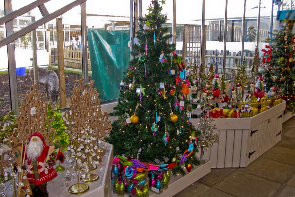 Woodcote Green Garden Centre Christmas Display Sjr60 Flickr