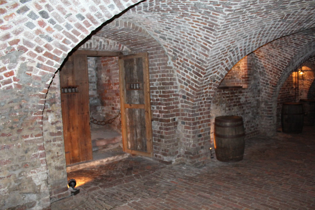 Charleston Old Exchange And Provost Dungeon The
