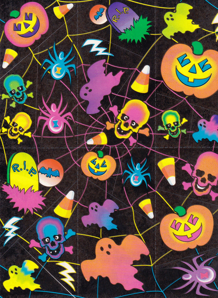 Lisa Frank Halloween | Nicole | Flickr