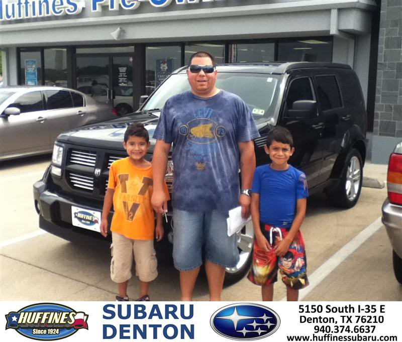 Thank You To Betsy Mejorado On The 2011 Dodge Nitro From M