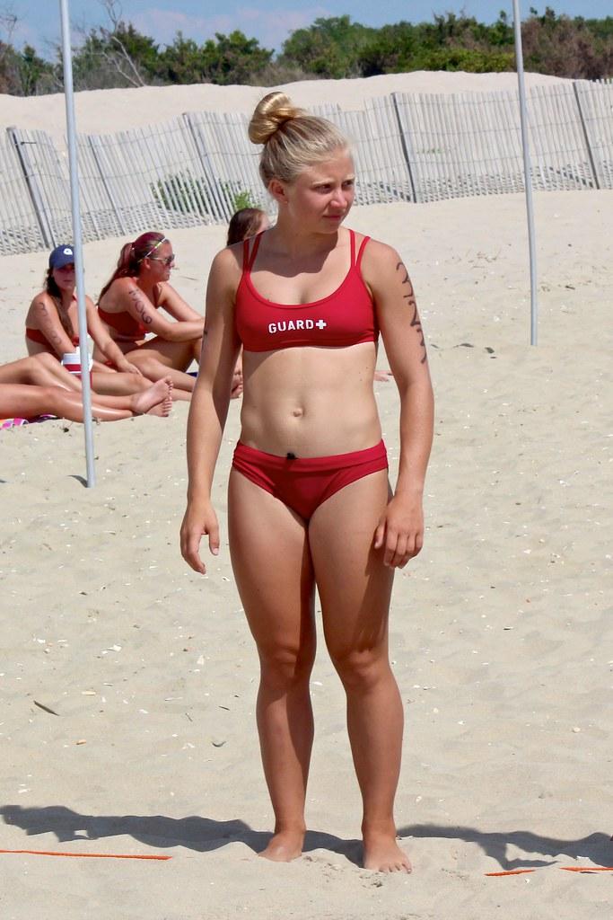 All Women Lifeguard Tournament 2013 Sandy Hook New Jersey Flickr
