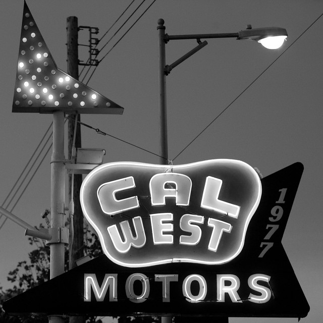 Cal west motors kind of night flickr photo sharing for Cal west motors san leandro ca