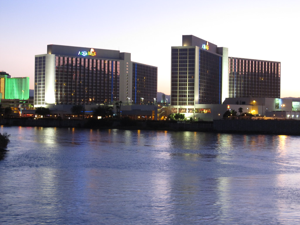 Aquarius Casino Resort Laughlin Nevada Aquarius