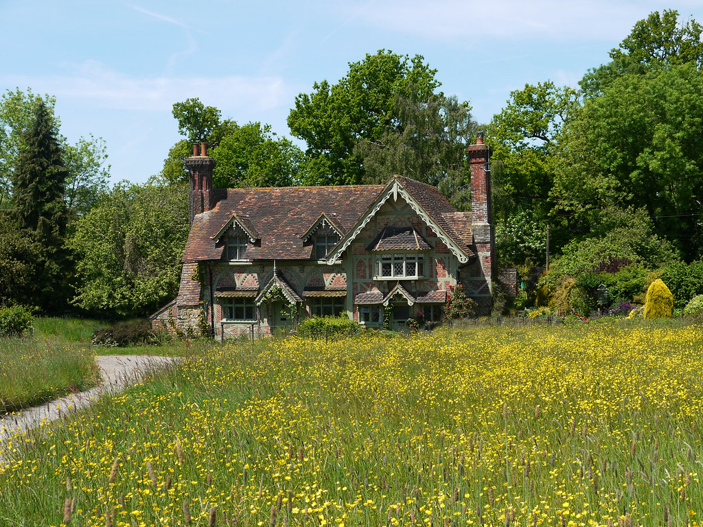a surrey cottage a lovely cottage at ockley in surrey eng flickr