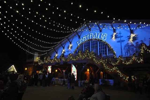 Christmas Town 2013 At Busch Gardens Williamsburg Flickr Photo Sharing