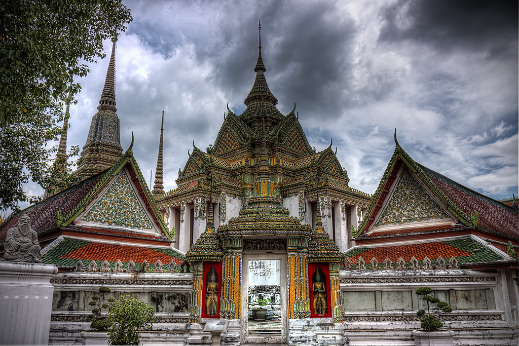 Wat Phra Chetuphon  Wat Pho is the oldest temple in ...