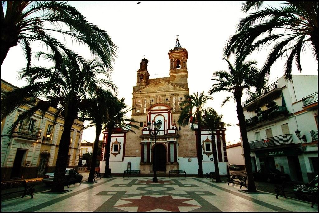 Iglesia Parroquial de Santa María la Blanca (La Campana) S…  Flickr