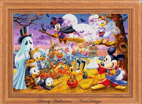 Disney Halloween 1