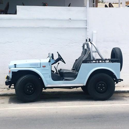 Crete Suzuki lj80