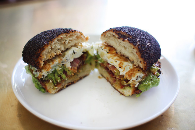 Estela Egg Sandwich