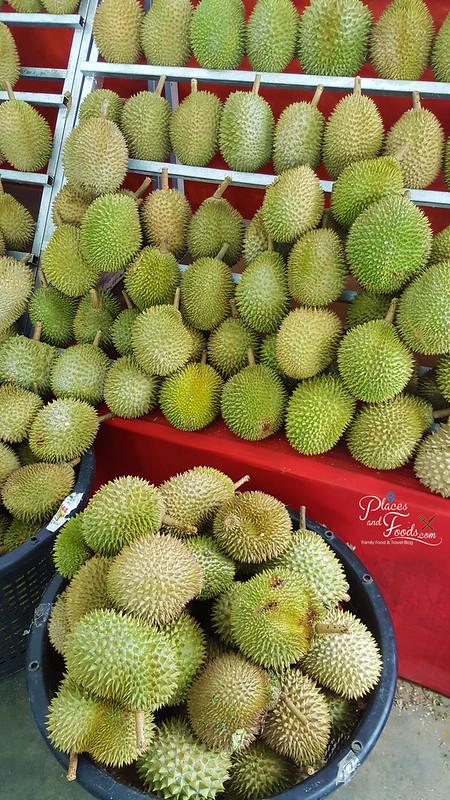 D24 Durian Buffet in Kepong Baru SK6363 durian