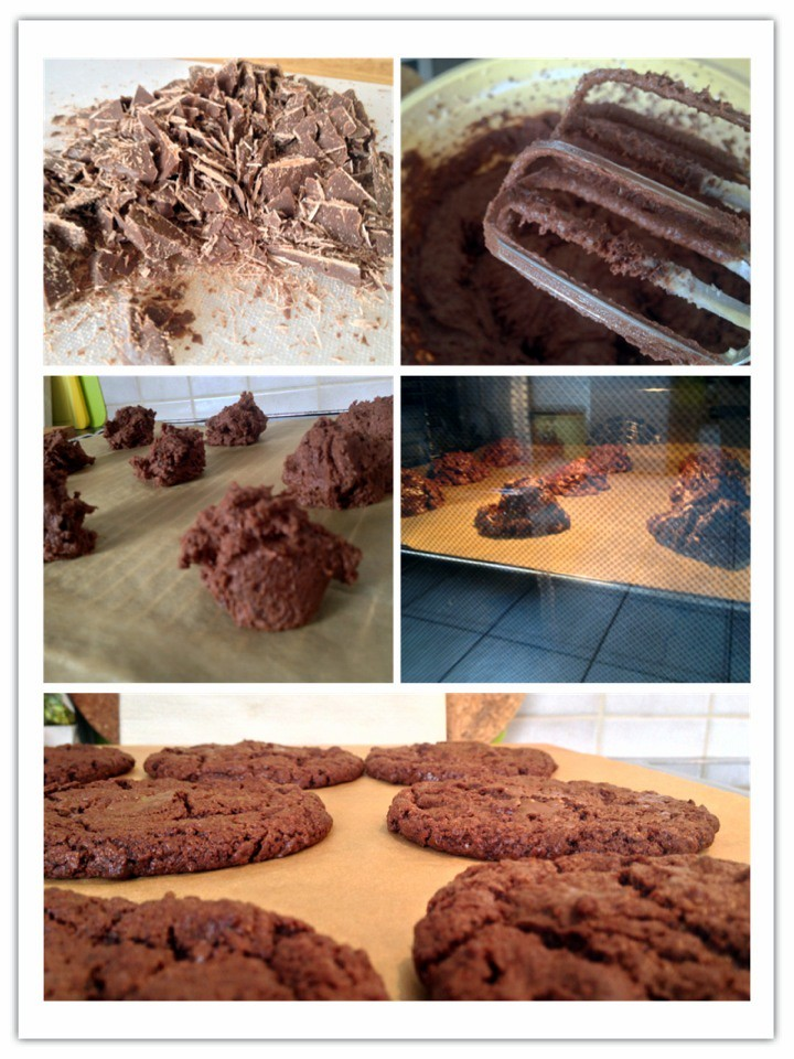 Double Chocolate Chip Cookie Recipe Food Network