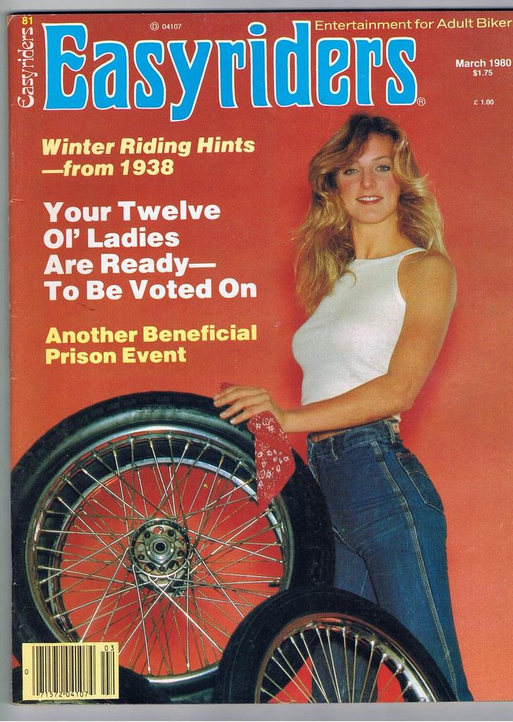 Easy Rider Magazine | #81 March 1980 | Morbius19 | Flickr