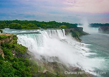 Niagara Falls New York Niagara Falls New York Photo