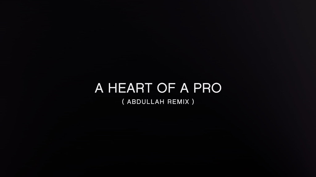 Garda - A Heart Of A Pro (Abdullah Remix)