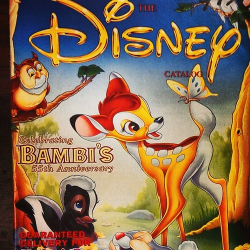 Bambi Mother S Day 1997 Disney Catalog Special Edition