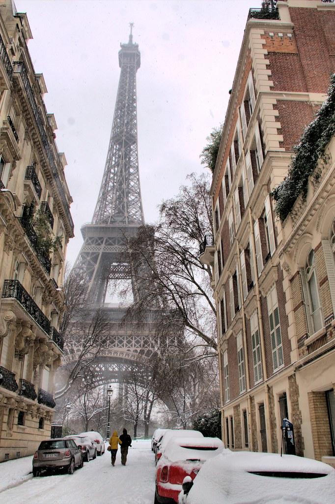 Flocons de paris noe correia flickr for Pinterest fr