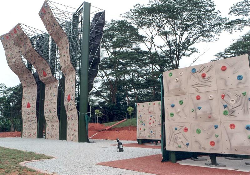 Rock Climbing Wall [Safra Yishun]