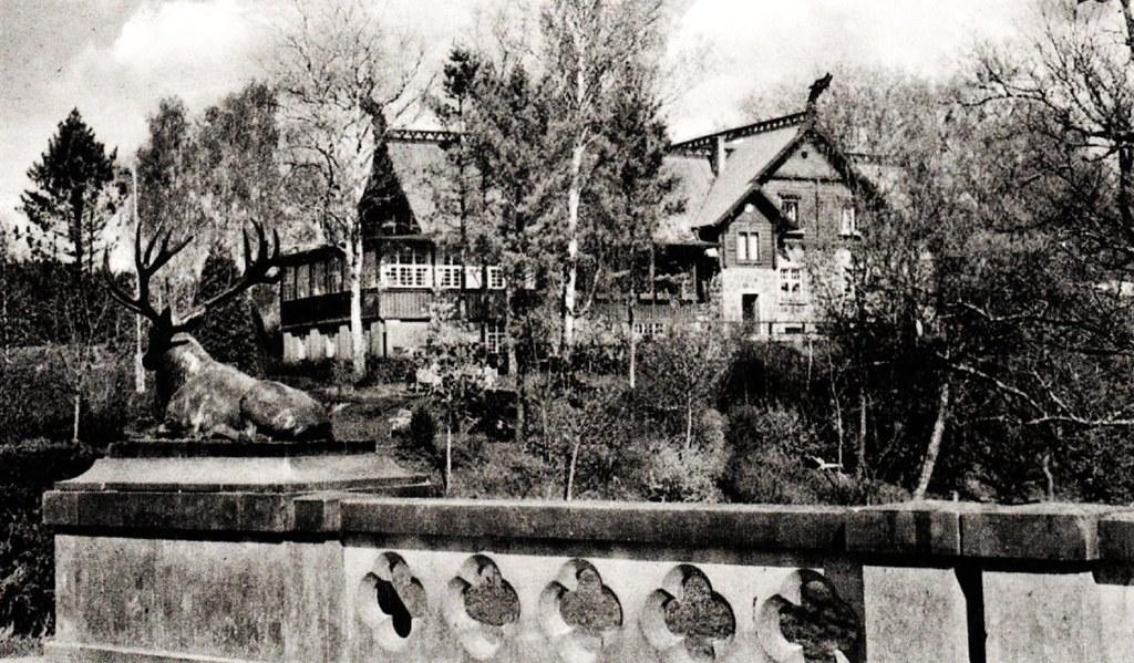 092 Rominter Heide - Jagdschloss Rominten | Die ...