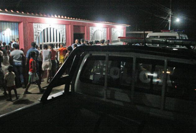 GNB pretendía robar a varias personas quienes estaban reunidos en San Félix y fallace tras ser tiroteado