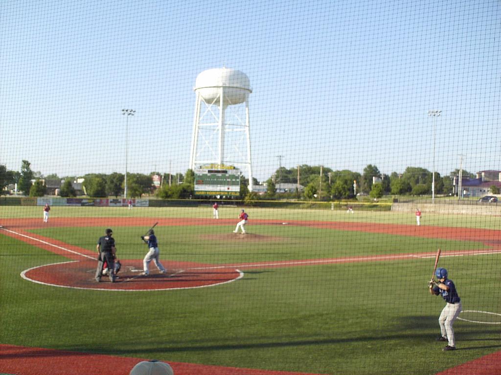 Lake Shawnee Park - In The Ballparks