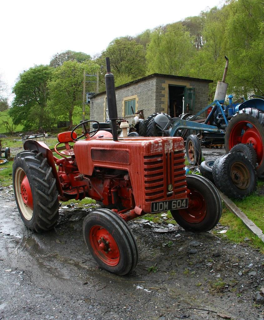 1960 International Tractor : International tractor udm