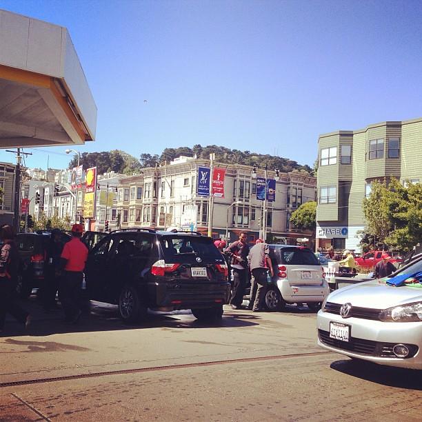 Car Wash Sf  The Street
