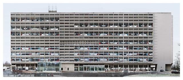 unit d 39 habitation le corbusier flickr photo sharing. Black Bedroom Furniture Sets. Home Design Ideas