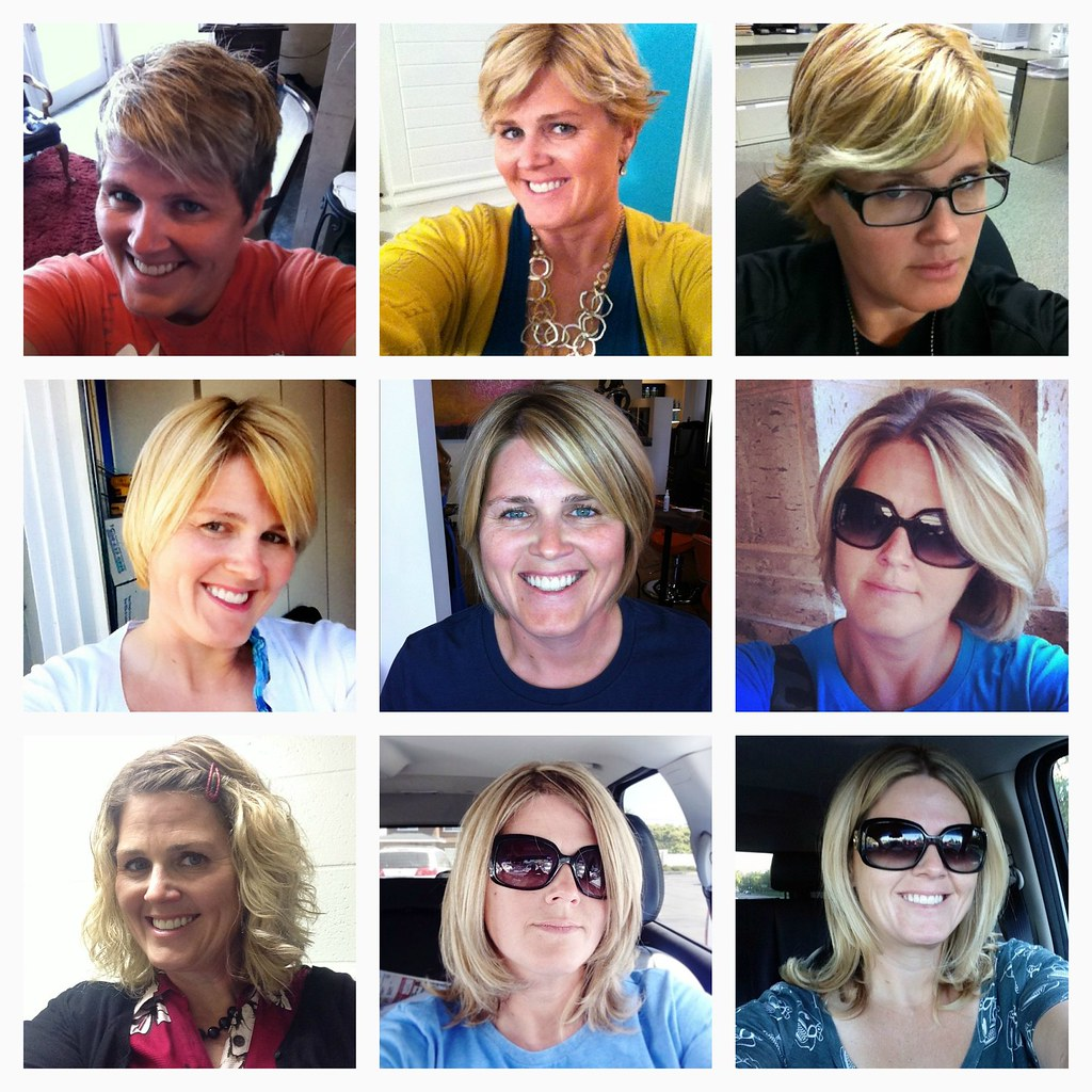 Project Pixie-Cut Grow Out 2011-2013 | AngryJulieMonday ...