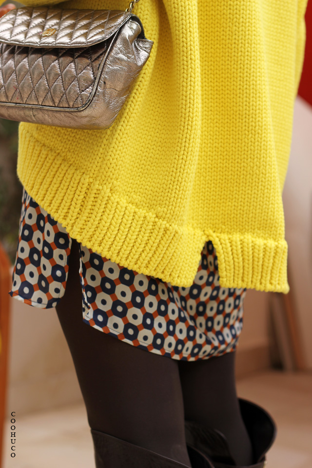 fashion trend yellow le carre 9