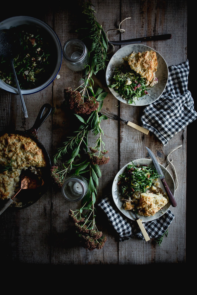 Southern Winter Feast, Beth Kirby for Home & Hill Magazine