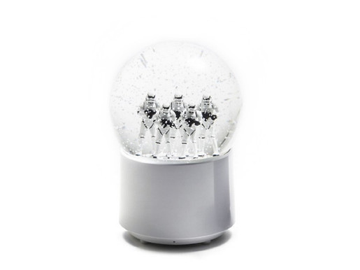 Star Wars magic snowball LED speaker