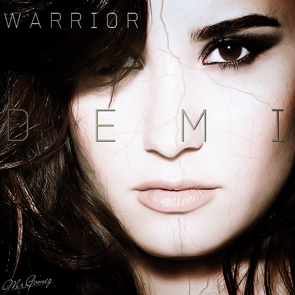Demi Lovato - Warrior [Artwork 2]