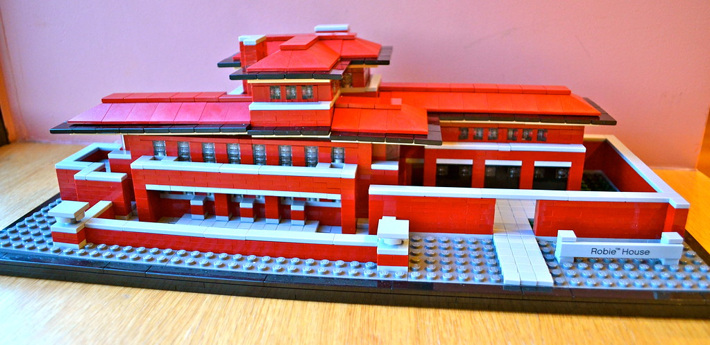 Robie House - L... White House Pictures