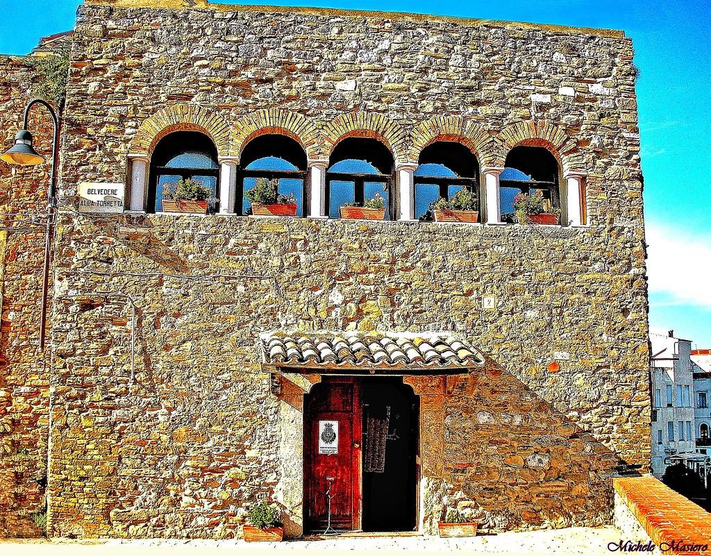 Termoli il borgoantico the old village termoli molise - B b la finestra sul castello termoli ...