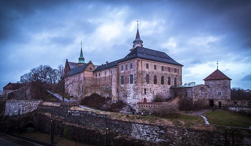 Akershus Festning Oslo Akershus Festning Oslo