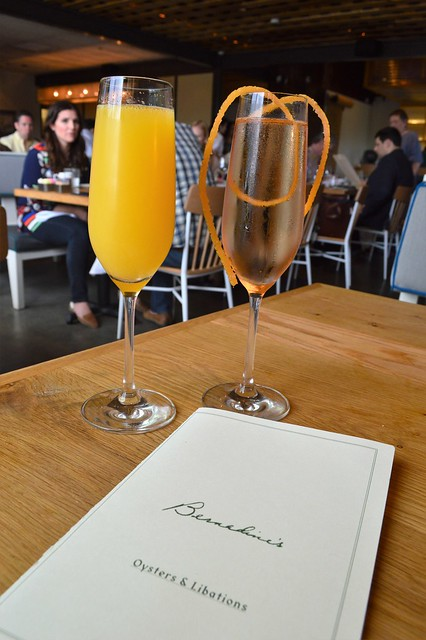 Bernadine's Houston Brunch