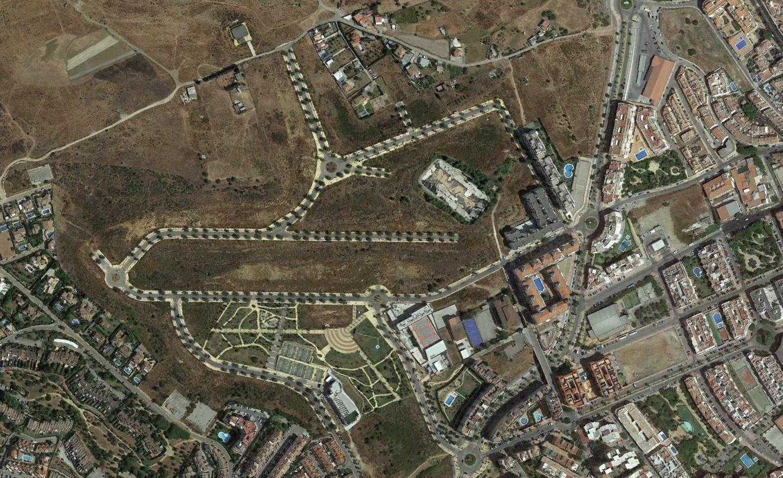 puerto de estepona, málaga, gateway to the polvoronnes, después, urbanismo, planeamiento, urbano, desastre, urbanístico, construcción, rotondas, carretera