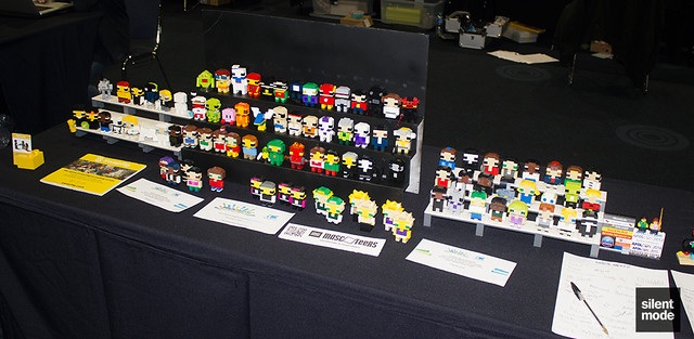 Bricktastic 2016 - my display.