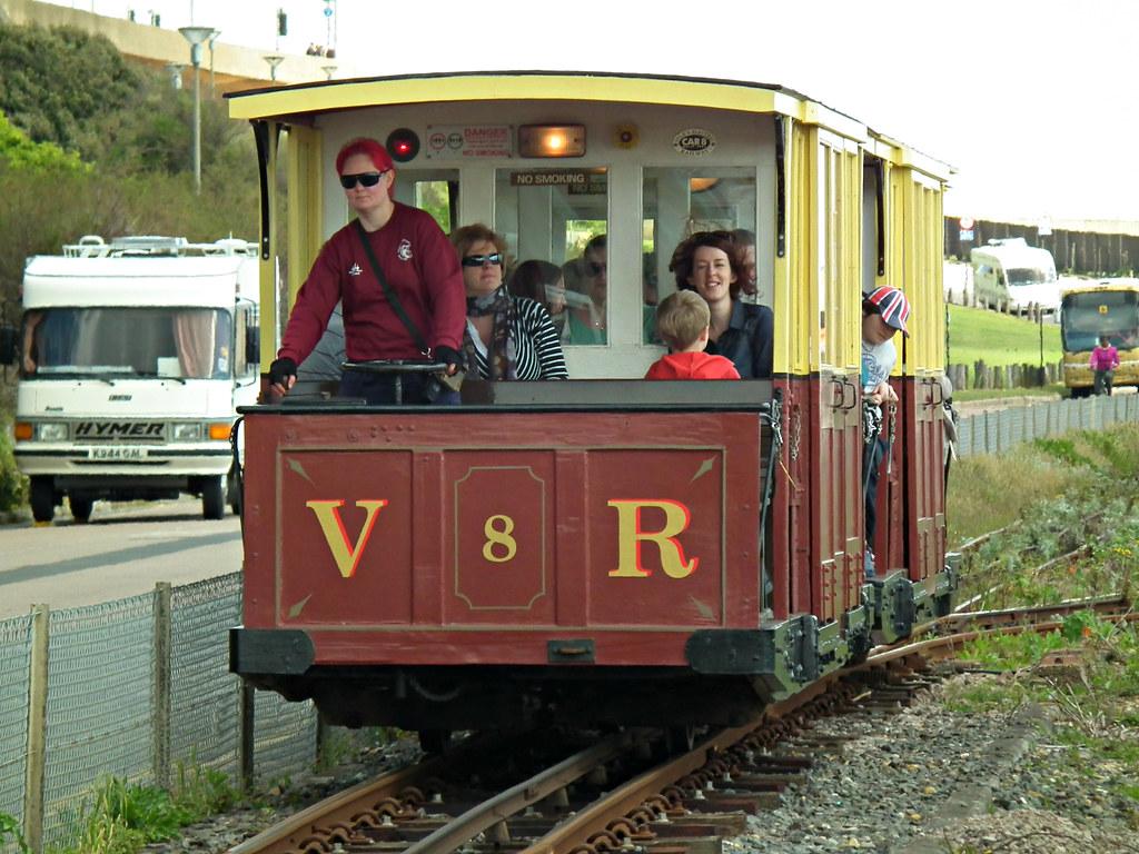 Seaside Special Opened In 1883 Volk S Electric Railway