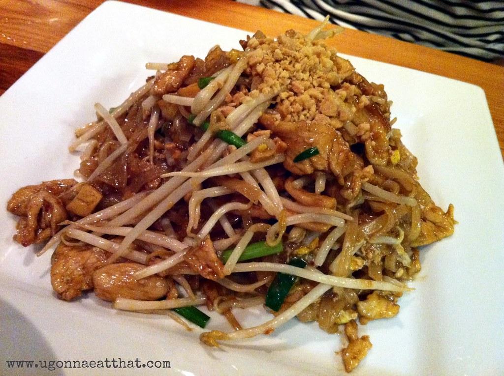 Thai Food San Pedro Th Street